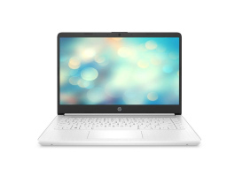 "HP 14s-dq2008nh 14""FHD/Intel Core i3-1115G4/4GB/256GB/Int. VGA/Win10/fehér laptop"