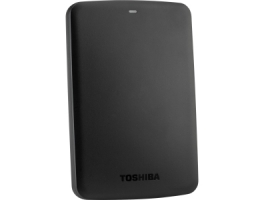 "Toshiba 1TB Canvio Basic Black 2,5"" USB3.0 HDD (HDTB310EK3AA)"