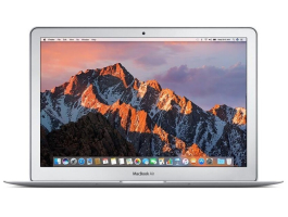 "Apple MacBook Air 13,3"" Intel Core i5, 128GB SSD, Magyar bill., ezüst laptop (MQD32MG/A)"