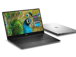 "Dell XPS 9360 (XPS9360-19) Silver 13.3"" ultrabook laptop"