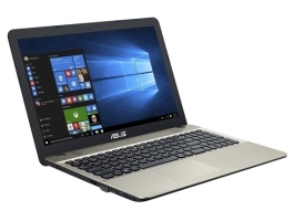 "ASUS X541NA-GQ088 VivoBook Max 15,6"" fekete laptop"
