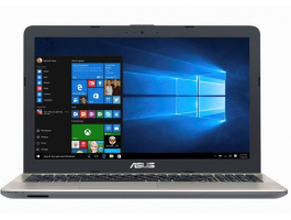 "Asus X541NA-GQ209 VivoBook Max 15,6"" fekete laptop"