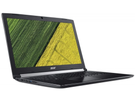 "Acer Aspire A517-51G-31L8 (NX.GVPEU.002) 17,3"" fekete laptop"