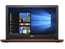 "Dell Vostro 3568 (V3568-83) Red 15,6"" laptop"