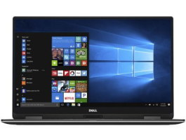 "Dell XPS 13 9365 (9365FI5WA2-PRO-11) 13,3"" 2-in-1 ezüst laptop"