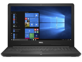 "Dell Inspiron 15 3576 (3576FI5UB1) 15,6"" fekete laptop"