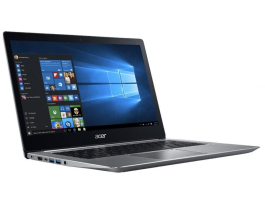 "Acer Swift 3 SF315-52G-31FT (NX.GZAEU.001) 15,6"" ezüst laptop"