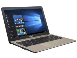 "ASUS X540MA-GQ155 15,6"" fekete laptop"