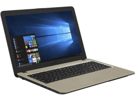 Asus X540MA-GQ158T VivoBook Chocolate Black laptop