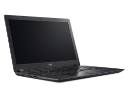 "Acer Aspire A315-51-38V8 (NX.H9EEU.006) 15,6"" fekete laptop"