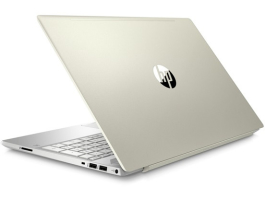 "HP Pavilion 15-CS0012NH (4TU68EA) 15,6"" arany laptop"