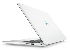 Dell G3 15 Gaming White laptop (3579G3-19) W10H FHD IPS Ci5 8300H 8GB 256GB GTX1050