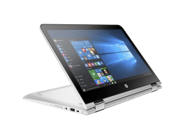 "HP Pavilion x360 14-CD0003NH (4TW27EA) 14"" ezüst laptop"