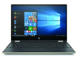 "HP Pavilion x360 15-DQ0001NH 15.6"" Luminous Gold laptop"