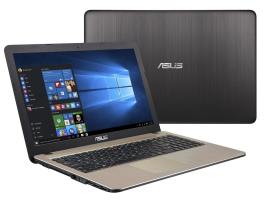 "Asus X540NV-DM095C 15,6"" fekete laptop"