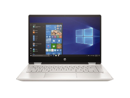 "HP Pavilion x360 14-dw0008nh 14""FHD/Intel Core i5-1035G1/8GB/512GB/Int. VGA/Win10/ezüst laptop (1G8Q8EA)"