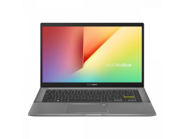 "Asus S433JQ-AM080 VivoBook 14"" fekete laptop"