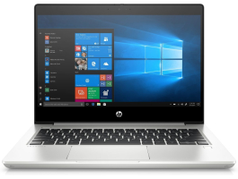 "HP ProBook 430 G7 9TV36EA 13,3"" FHD/Intel Core i7-10510U/8GB/512GB/Int. VGA/ezüst laptop"