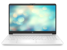"HP 15s-fq1046nh 15,6""FHD/Intel Core i5-1035G1/8GB/512GB/Int. VGA/fehér laptop (8NF46EA)"