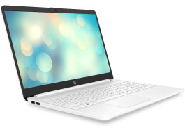"HP 15s-fq1042nh 15,6""FHD/Intel Core i5-1035G1/8GB/256GB/Int. VGA/fehér laptop (8NF67EA)"